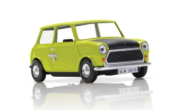 Corgi CC82115 1/36 Mini 30 Years of Mr Bean Olive Green  Padlocked Door SLW287R